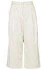 Topshop  Topshop Satin Wide Leg Trousers by Boutique