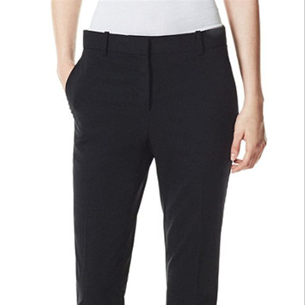 Theory  Theory Rowa Pant In Reedly Stretch Virginwool