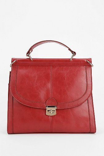 Kimchi Blue  Turnlock Doctor's Bag