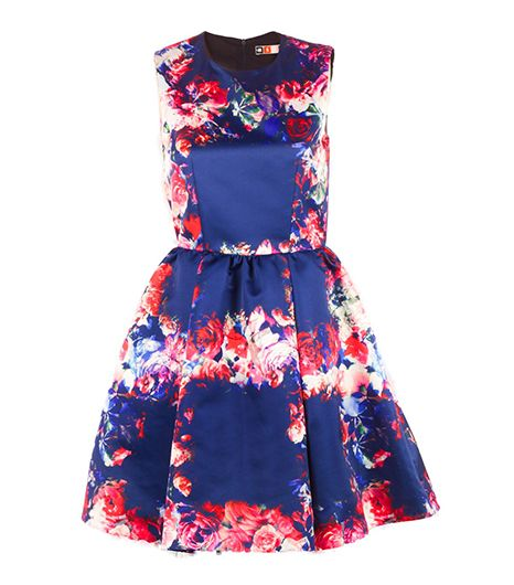 MSGM  MSGM Flower Dress