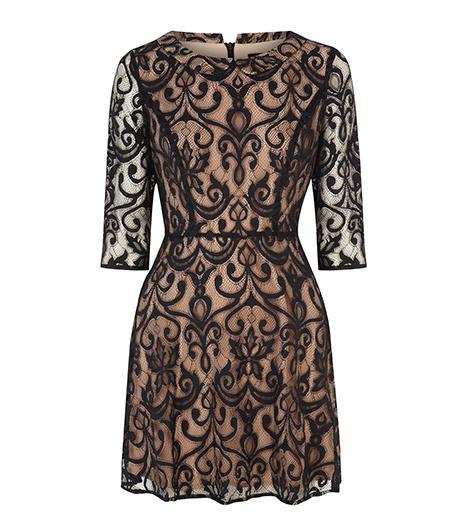Oasis  Oasis Lace Skater Dress