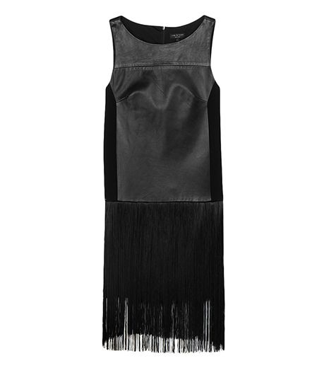 Rag & Bone Rag & Bone Corina Fringe Dress