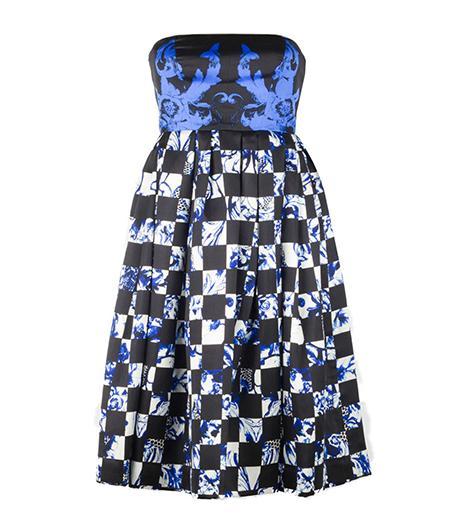 Tibi Tibi Rococo Statement Dress