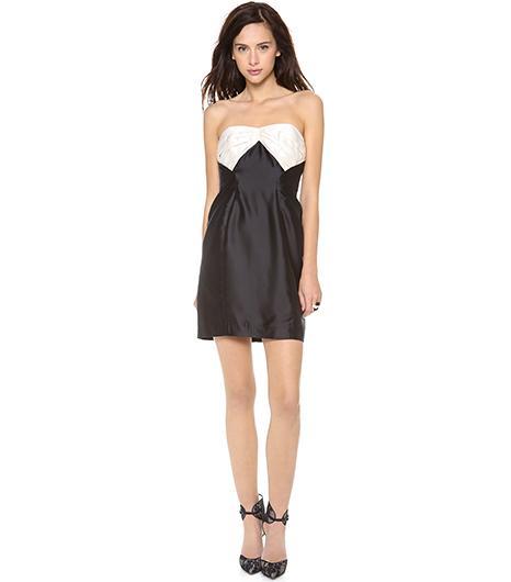 Shoshanna  Shoshanna Stella Strapless Dress