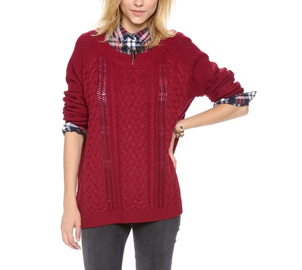 Lover + Friends  So Good Sweater