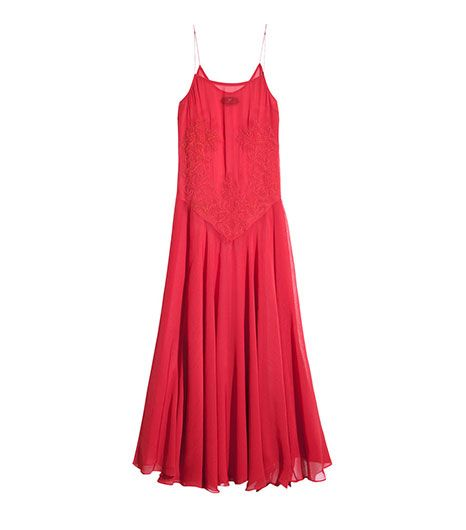 H&M  H&M Chiffon Dress