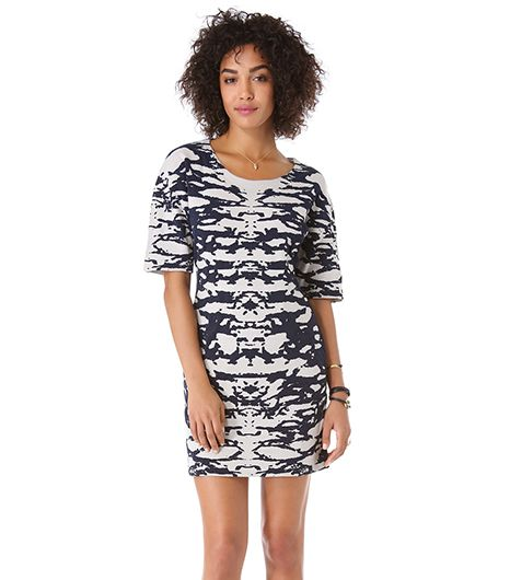 Dagmar  Dagmar Jacquard Shift Dress