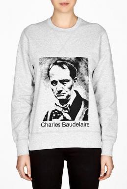 Ostwald Helgason  Baudelaire Sweatshirt