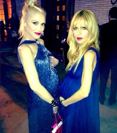 The Best Baby Bump Style in Hollywood