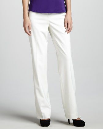 Lafayette 148 New York  Menswear Pants