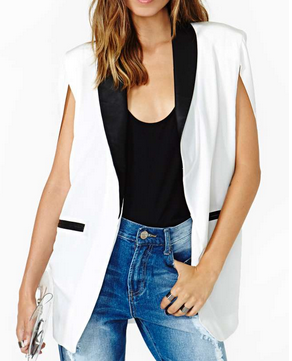 Nasty Gal Captains Cape