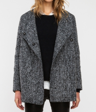Need Supply Carmen Double-Breasted Coat
