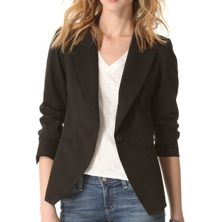 Bop Basics The Finance Blazer