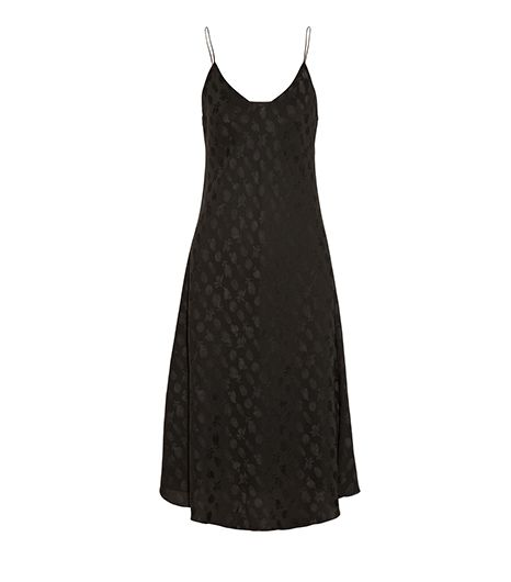 The Row The Row Namara Silk-Jacquard Dress