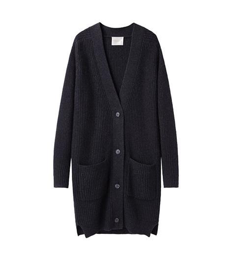 La Garçonne Moderne Malin Merino Cashmere Cardigan