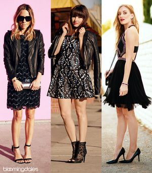 See How 3 Top Fashion Bloggers Styled Party-Perfect Looks For The Holidays