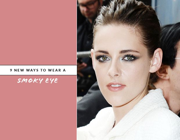 From Matte Black to Shimmering Berry, the New Smoky Eye is Anything But Basic