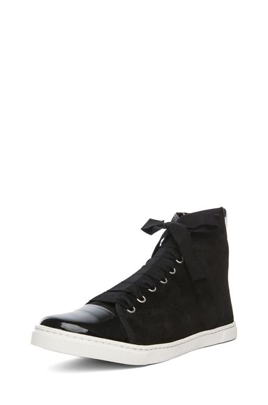 Lanvin  High Top Sneakers