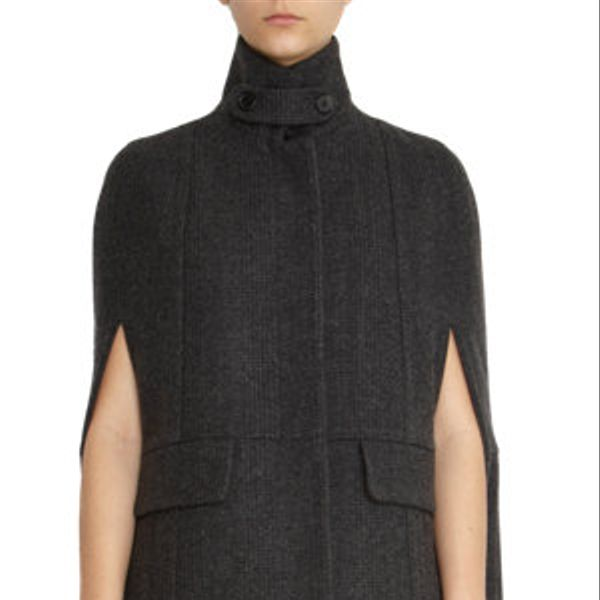 Marni  Glen Check Cape