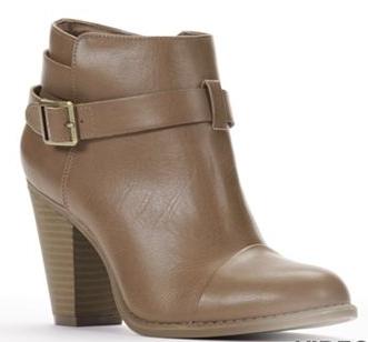 LC Lauren Conrad Ankle Boots