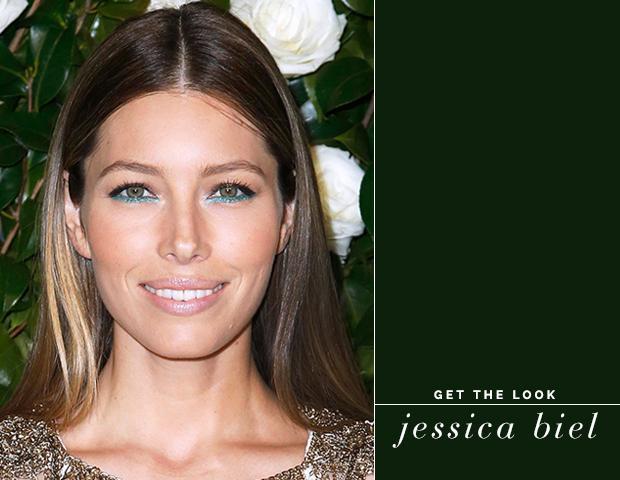 How To Get Jessica Biel's Cleopatra-Inspired Look