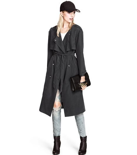 H&M Trenchcoat ($60)