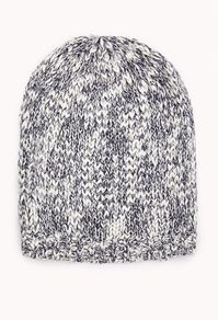 Forever 21  Heathered Open-Knit Beanie