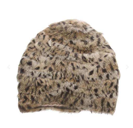 Lea Clement  Fur Hat