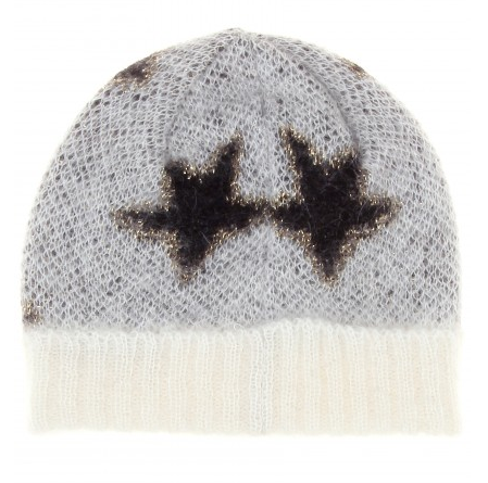 Saint Laurent  Mohair-Blend Hat