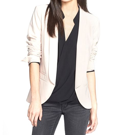 Trouve  Trouve Three Pocket Blazer
