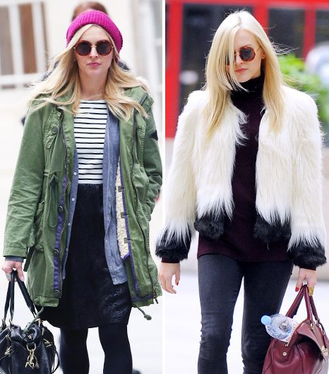 This UK It-Girl Has An Incredible Coat Collection You Have To See (And Shop) To Believe