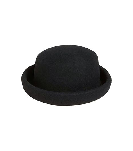 Topshop Pork Pie Bowler Hat