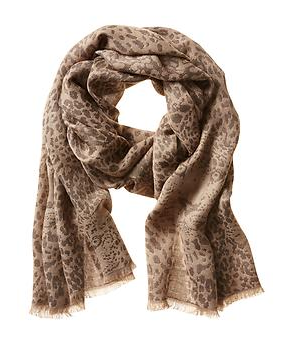 Banana Republic Exotic Jacquard Scarf