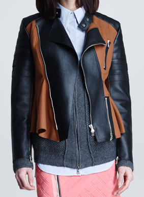 3.1 Phillip Lim Motorcycle Jacket