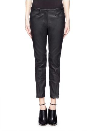 3.1 Phillip Lim  Leather Jodhpur Pants