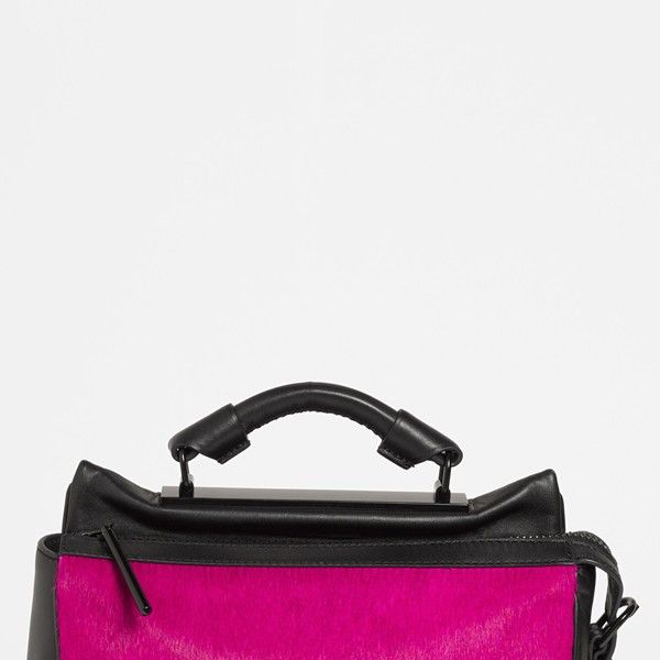 3.1 Phillip Lim  Ryder Calf Hair & Leather Satchel