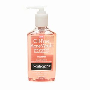 Neutrogena Pink Grapefruit Face Wash