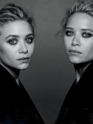 Natural Women: Mary-Kate & Ashley Olsen Cover Allure