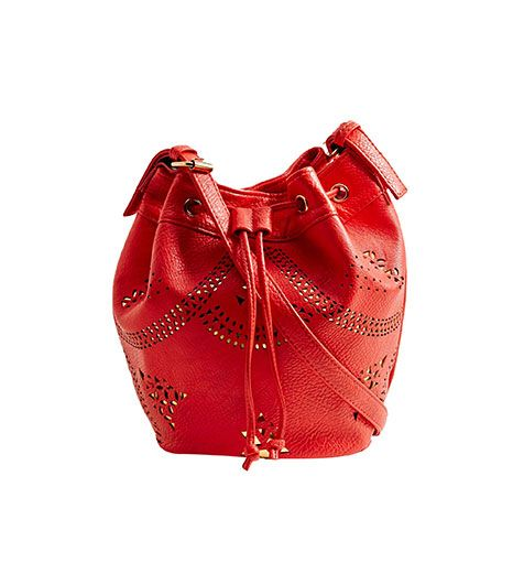 Nasty Gal  Nasty Gal Love Scene Bucket Bag