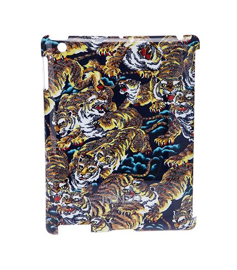 Kenzo Kenzo Flying Tiger iPad Case