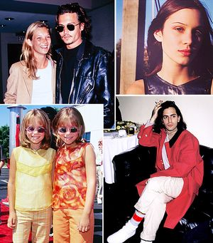 Throwback Thursday: Vintage Photos of Our Favorite Fashion Icons
