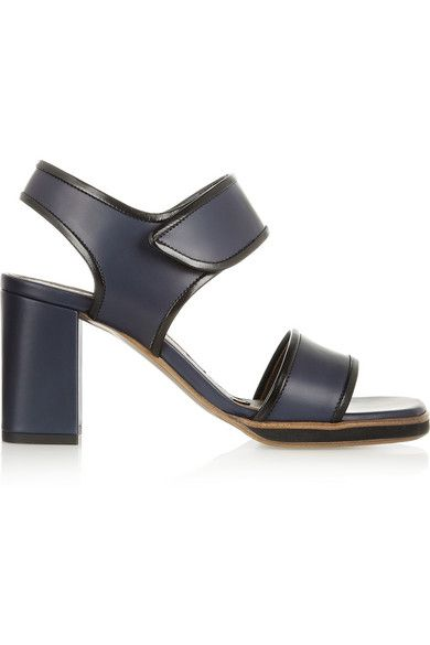 Marni  Matte-Leather Sandals