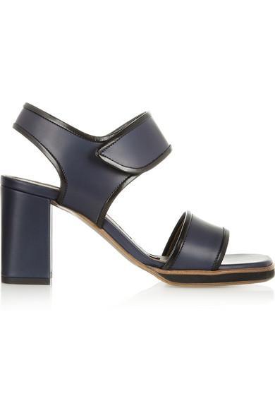 Marni  Matte-Leather Sandals