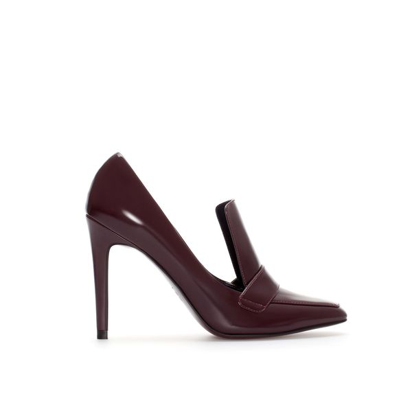 Zara  High Heel Moccasin