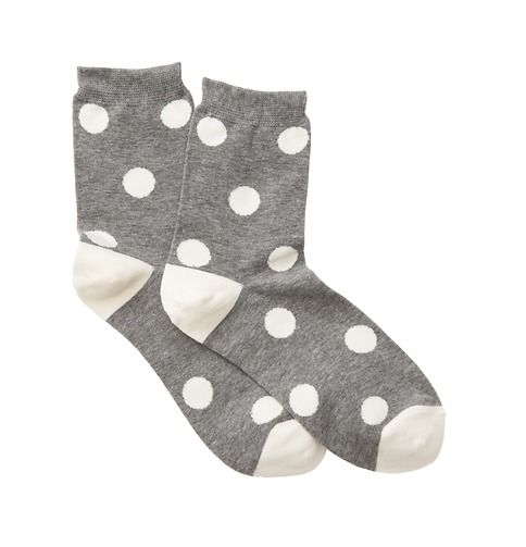 LOFT Polka Dot Trouser Socks