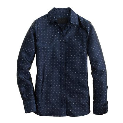J.Crew  Collection Boy Shirt