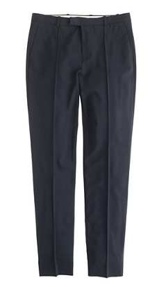 J.Crew  Eaton Boy Trouser In Bi-Stretch Wool
