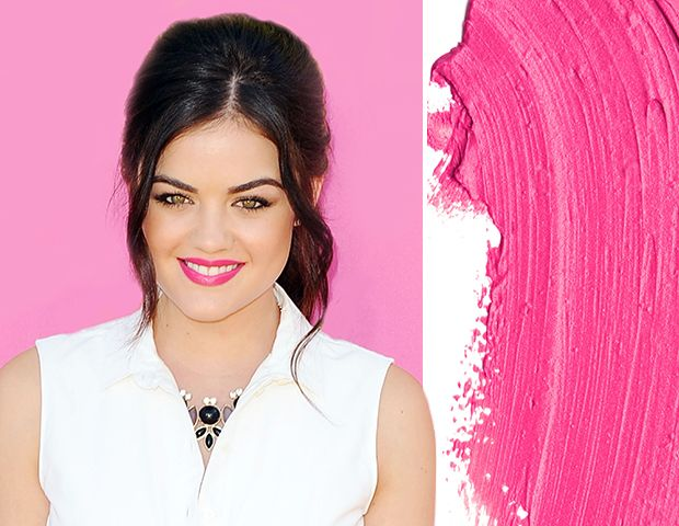 The Perfect Hot Pink Lipstick For Your Complexion