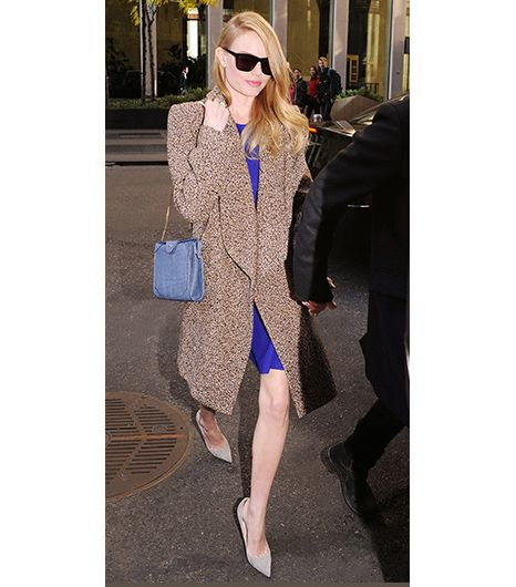 1. Pointed Pumps 