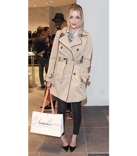 3. Trench Coat 